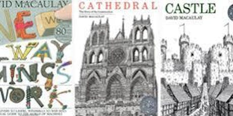 WSRC Event: Literature in Art Featuring the Illustrations of David Macaulay tickets