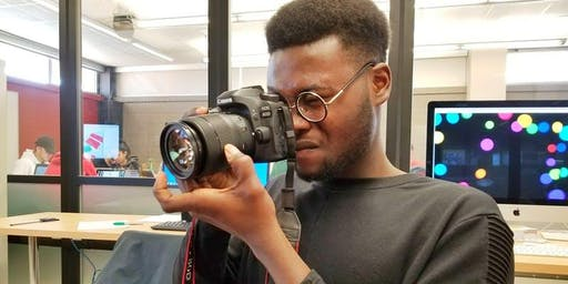 Intro to DSLR Photography with the Laurier Library Makerspace