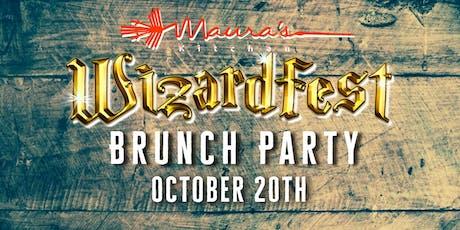 Wizardfest Brunch Party at Maura's Kitchen tickets