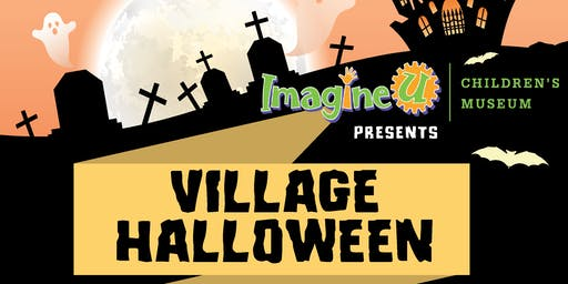 ImagineU's Village Halloween
