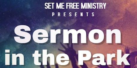 Sermon in the Park tickets