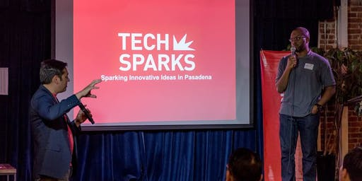 TechSparks CONNECT Pitchfest 2019