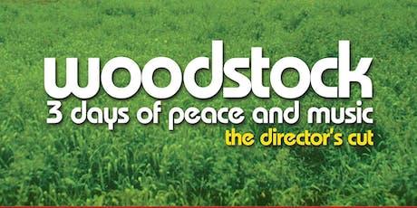 Woodstock – Director's Cut tickets