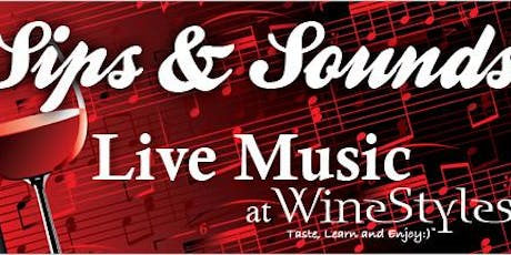 Sips & Sounds-An Evening of Live Music tickets