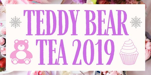 24th Annual Teddy Bear Tea