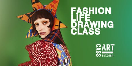 Fashion Life Drawing Class with Francesco Lo Iacono tickets