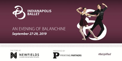 An Evening of Balanchine: Allegro Brillante, Sonatine & Who Cares?
