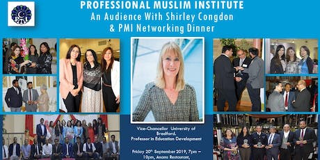 PMI NETWORKING DINNER tickets