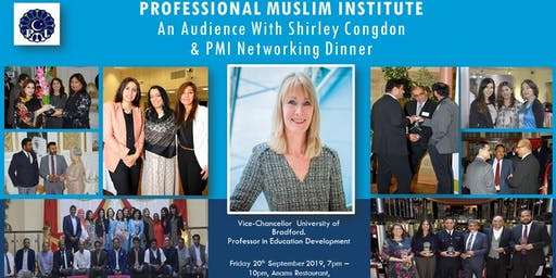 PMI NETWORKING DINNER
