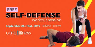 FREE Self-Defense workout session