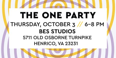 The ONE Party 2019: Hosted by AMA Richmond, PRSA Richmond, SMPS Virginia tickets