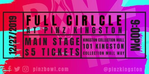 Full Circle at PiNZ Live