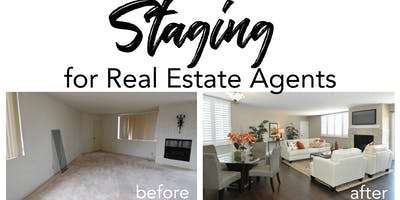 Staging for Real Estate Agents – CE 2 Credits