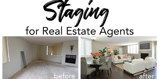 Staging for Real Estate Agents - CE 2 Credits