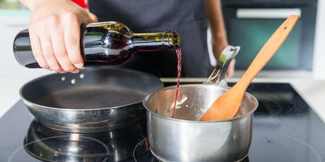 Cooking with Wine | Cooking Class with Chef Joel Olson tickets
