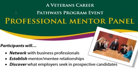 Professional Mentor Panel  tickets