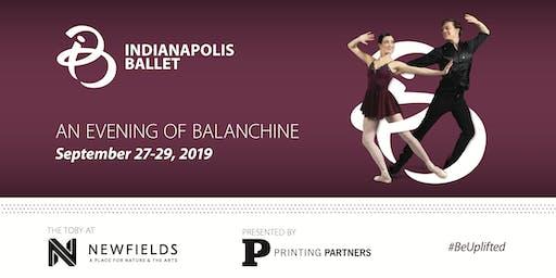 An Evening of Balanchine: Allegro Brillante, Sonatine & Who Cares?