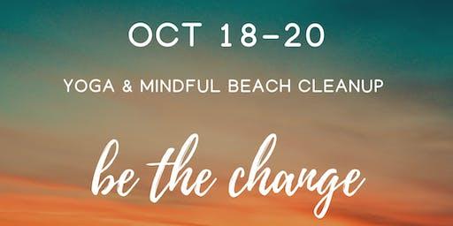 Mindful Beach Cleanup & Yoga Retreat