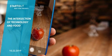 The Intersection of Technology & Food tickets