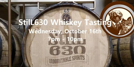 Whiskey Tasting with StilL 630 tickets
