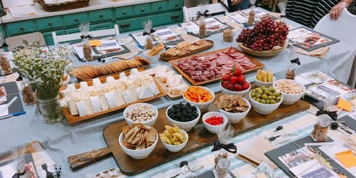 Cheese + Charcuterie | Styling your own board with The Gourmet Goddess at Tasty Olive Company
