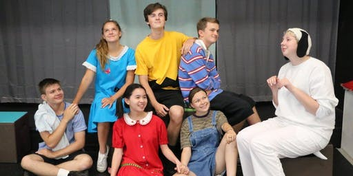 Saint George's School Presents: You're A Good Man Charlie Brown Dinner Theater