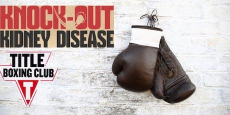 KOKD Knock Out Kidney Disease  tickets