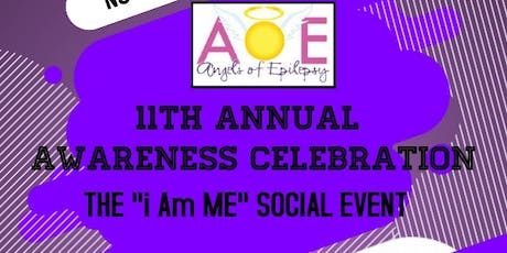 "AOE's 11th Annual Awareness Celebration - The ""i Am ME""  Social Event tickets"