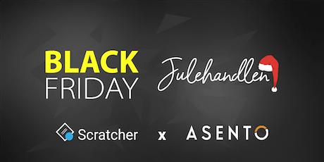 Scratcher x ASENTO Digital - Maksimer afkastet i årets vigtigste måneder tickets