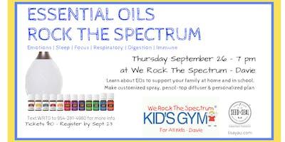 Essential Oils Rock The Spectrum