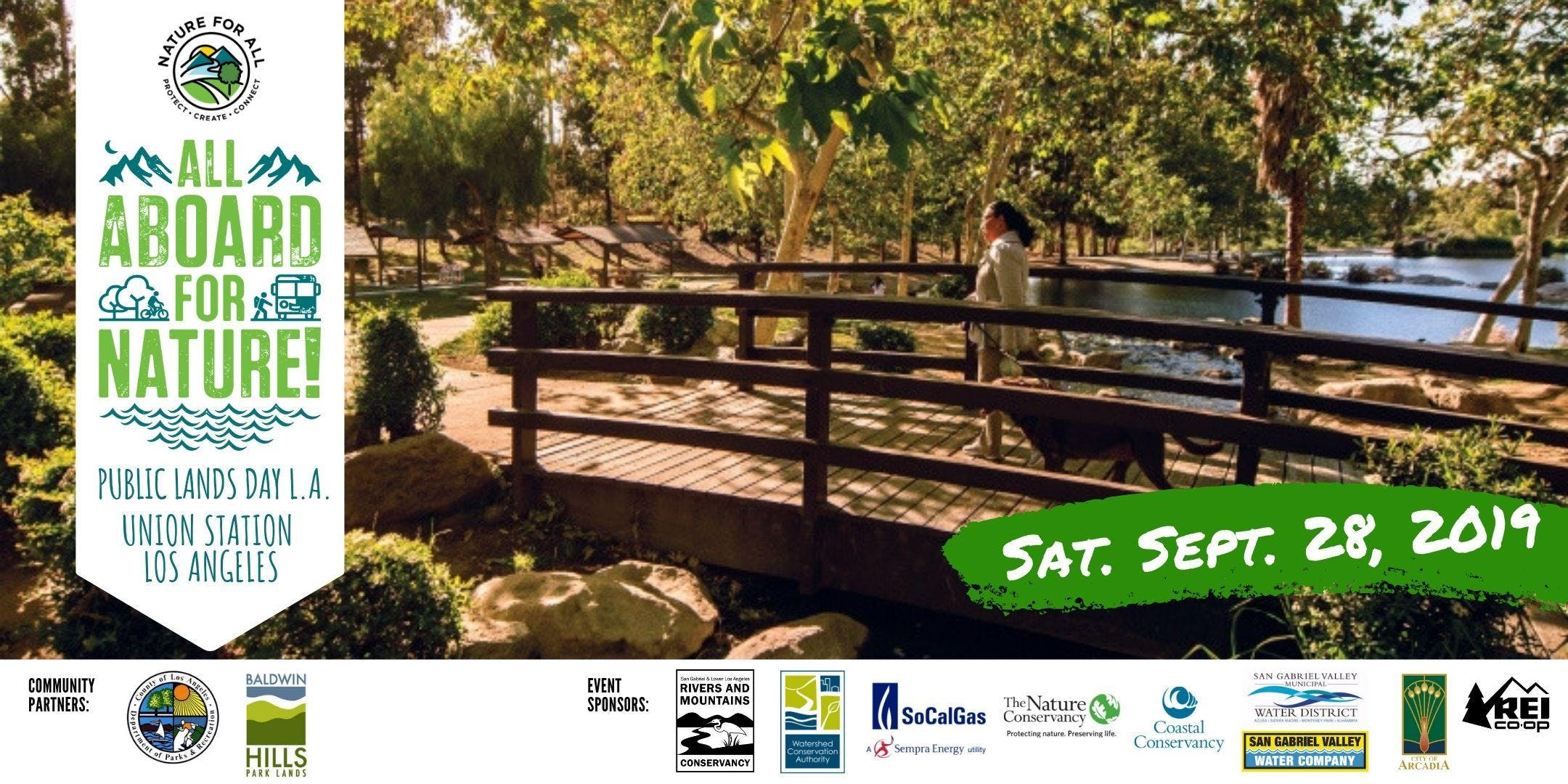 ALL ABOARD FOR NATURE! Trip #3: Kenneth Hahn State Recreation Area