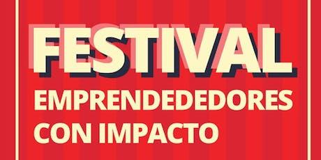 Festival Emprendedores Con Impacto entradas