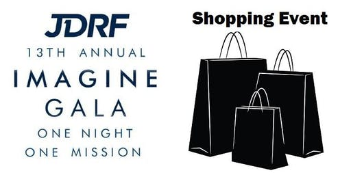 Shopping Event Benefiting JDRF 13th Annual Imagine Gala