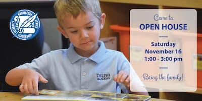 Delphi Academy K-8 Open House