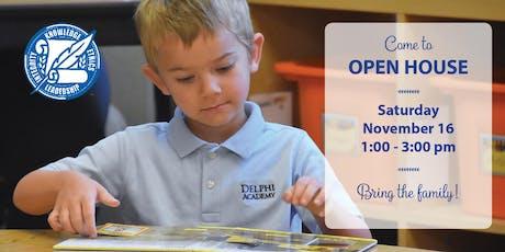 Delphi Academy K-8 Open House tickets