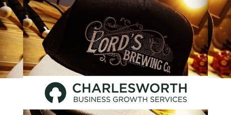 Charlesworth Business Growth Services Networking Event tickets