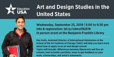 Art and Design Studies in the U.S. with SAIC