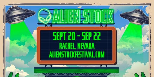 ALIEN STOCK w/HVRCRFT September 20th #STORMAREA51 They can't stop us all!