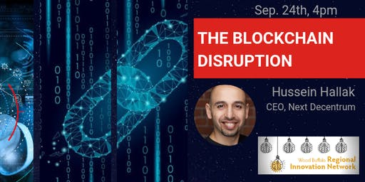The Blockchain Disruption