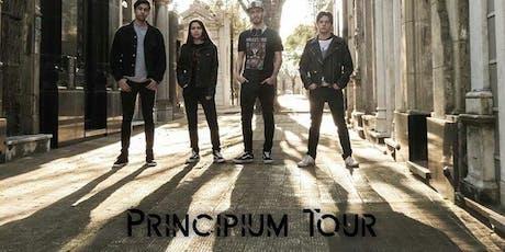 Project alyssa PRINCIPIUM TOUR entradas