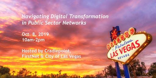 Navigating Digital Transformation in Public Sector Networks