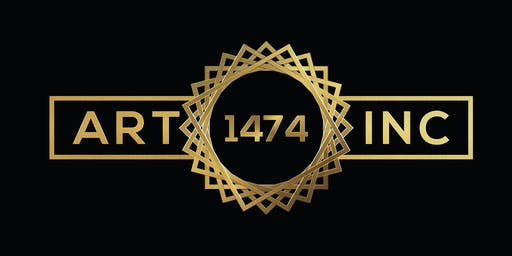 1474 Art Inc Web launch & Art Gala