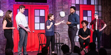 The Second City: Laughing For All The Wrong Reasons tickets