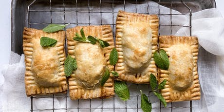 Modern Bombay Street Food: Paneer Pop Tarts! tickets
