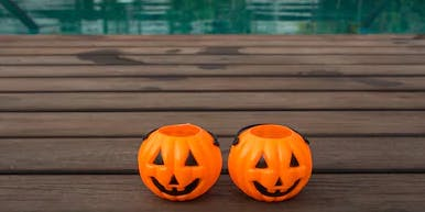 Halloween Family Swimming  Event