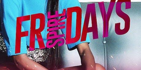 Spire Friday's tickets