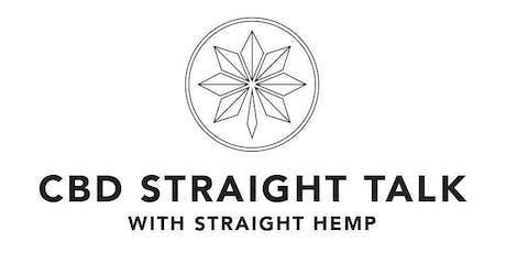 Straight Talk with Straight Hemp tickets