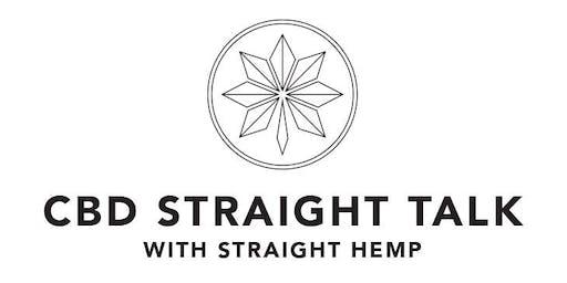 Straight Talk with Straight Hemp