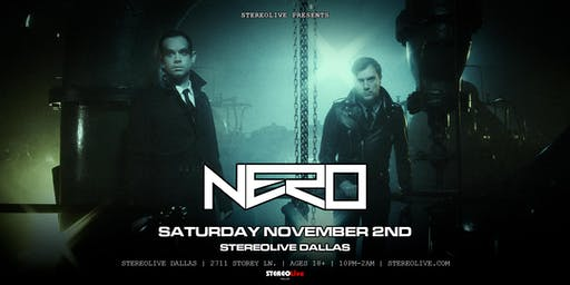 Nero - Stereo Live Dallas