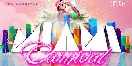 MISSION M.I.A :: Miami Carnival Send-Off tickets